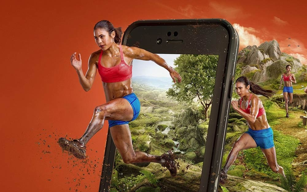 LifeProof — Leave Nothing Behind