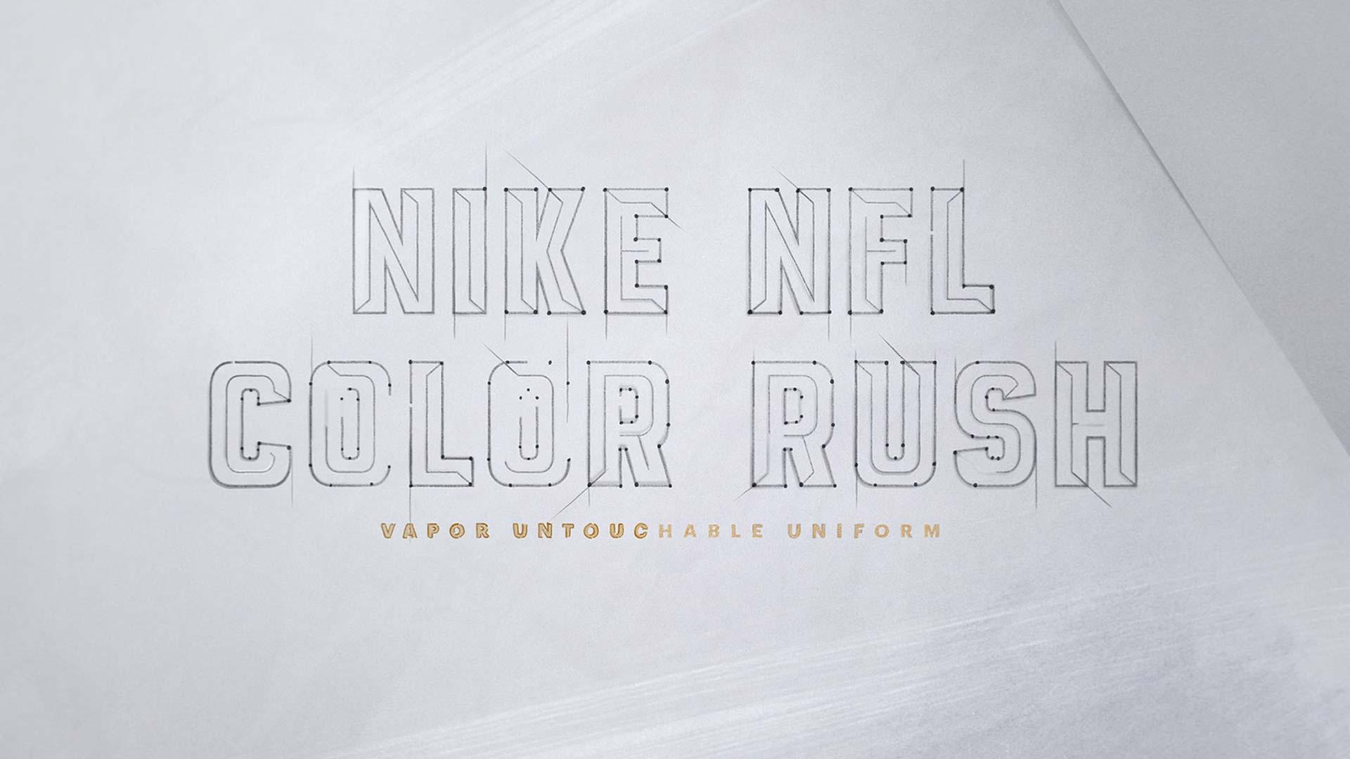 huge selection of f4745 4efd0 Nike — NFL Color Rush - Ars Thanea