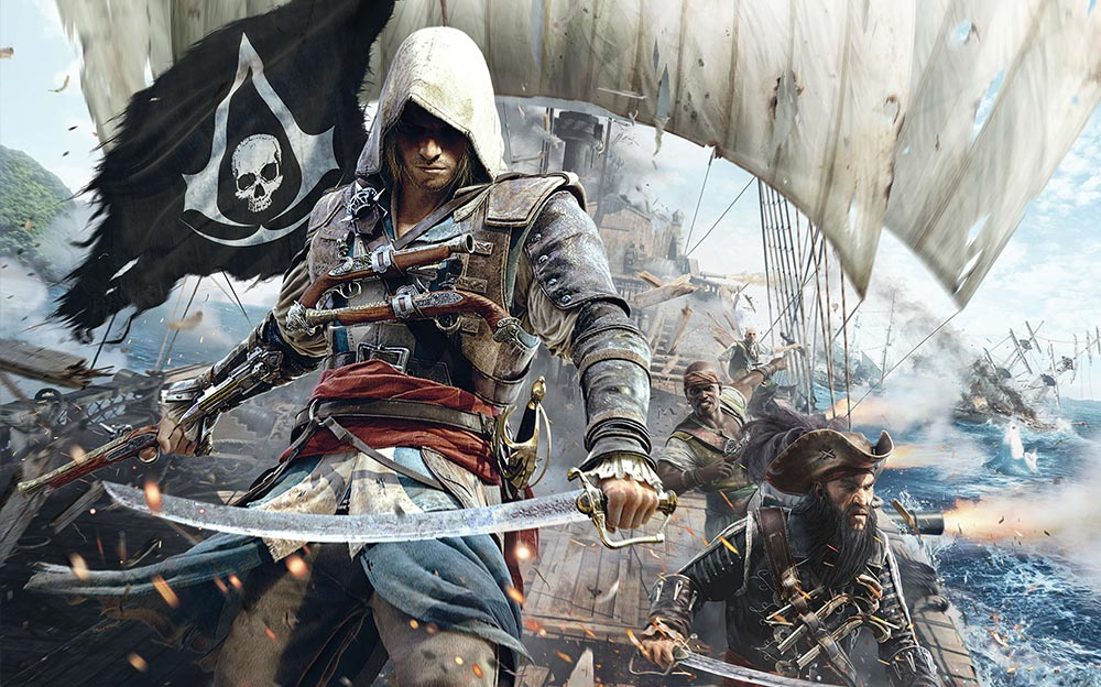 Assassin's Creed IV — Black Flag