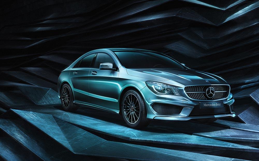 Mercedes — Benz CLA