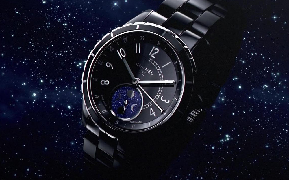 CHANEL — J12 Moonphase