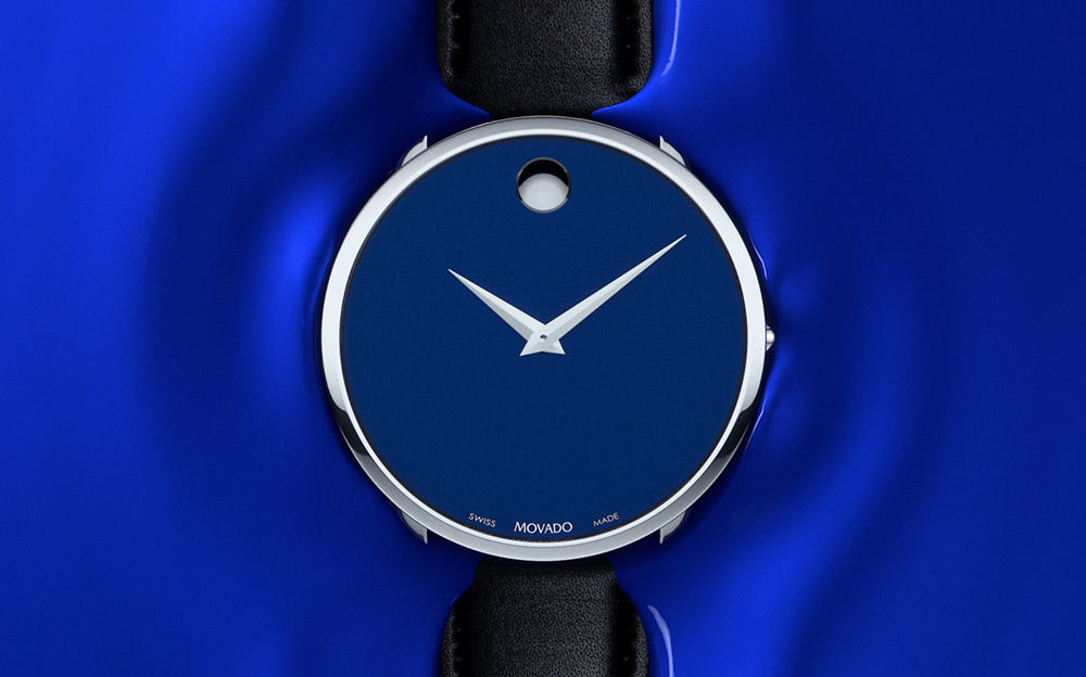 Movado — Don't Let Numbers Define You