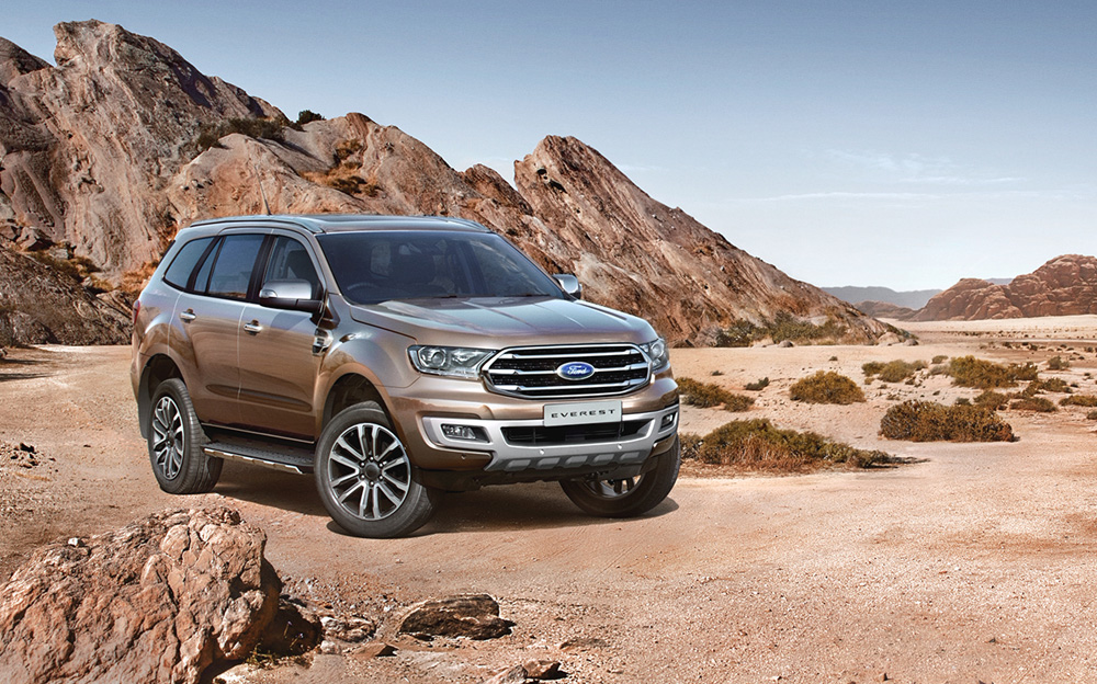 Ford — Everest 2019